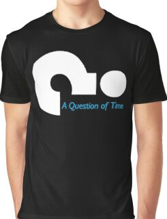 DM: A Question of Time design Graphic T-Shirt