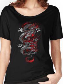 Asian Dragon Women's Relaxed Fit T-Shirt