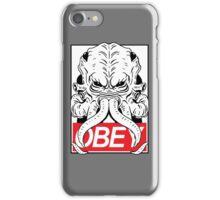 OBEY CTHULU iPhone Case/Skin