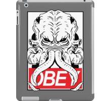 OBEY CTHULU iPad Case/Skin