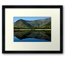 Brothers Water 2 Framed Print