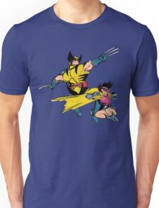 Dynamic Duo of the 90's Unisex T-Shirt