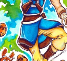 Jak and Daxter - Precursor Legacy Sticker