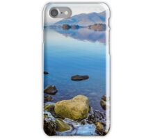 Cold Derwentwater Dawn iPhone Case/Skin