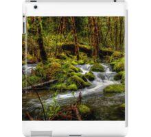 About The Green Stuff ~ Oregon Scenic Rivers ~ iPad Case/Skin