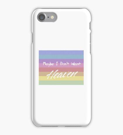 HEAVEN - Troye Sivan iPhone Case/Skin