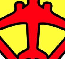 SuperPILOT, Super Hero Pilot Sticker