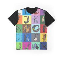 Cabin Pressure ABC Graphic T-Shirt