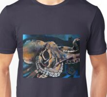 Octopus Under the Ocean Unisex T-Shirt
