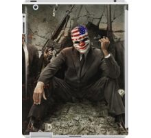 PayDay Film Game Clowns Halloween iPad Case/Skin