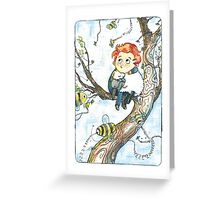 Cabin Pressure - Uskerty Greeting Card