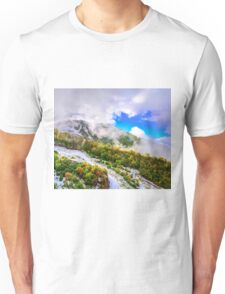 Autumn in Mountains Unisex T-Shirt