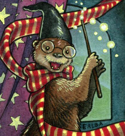 Harry Otter Sticker