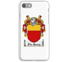 Fitz-Henry (Wexford) iPhone Case/Skin