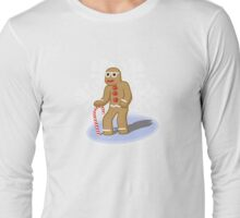 Old Man GingerBread Long Sleeve T-Shirt
