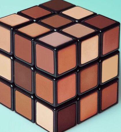 Color Rubik's Cube Sticker