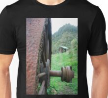Big Wheel (side perspective) Unisex T-Shirt