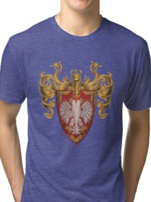 Samartian Commonwealth Tri-blend T-Shirt