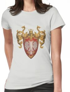 Samartian Commonwealth Womens Fitted T-Shirt