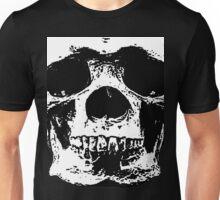 macabre skull design Unisex T-Shirt