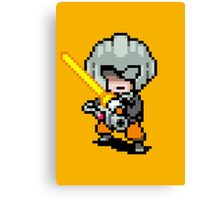 The Masked Man - Mother 3 Canvas Print