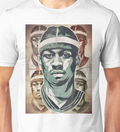 THE ANSWER IVERSON Unisex T-Shirt