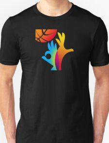 Basketball World Cup 2014 big logo Unisex T-Shirt