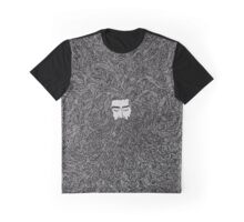 Lad's Hair and Beard Graphic T-Shirt