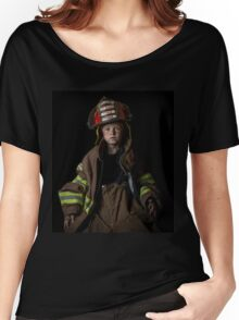 Training Officer in Training Women's Relaxed Fit T-Shirt