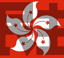 Democracy for Hong Kong by Rhona Mahony