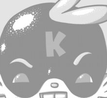 Kaptain 14 Whiteout Edition Sticker