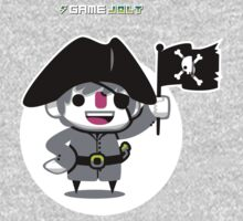 Game Jolt Pirate One Piece - Long Sleeve