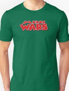 MiniWars Logo - Walking Dead Mashup T-Shirt