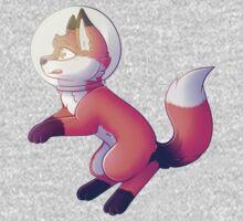 Space Fox Baby Tee