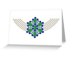 Portofino Necklace Greeting Card