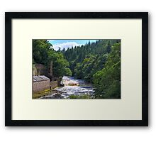 The Clyde Framed Print