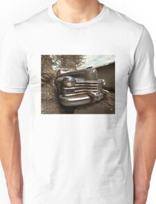Abandoned 1948 Cadillac Limo Unisex T-Shirt