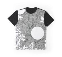 Black Pen Graphic T-Shirt