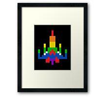 Gaymer Framed Print