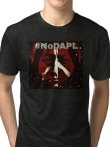 #STANDWITHSTANDINGROCK, Proceeds to Sacred Stone Camp Tri-blend T-Shirt