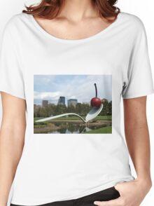 Spoon & Cherry Sculpture Women's Relaxed Fit T-Shirt