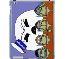 Bustin' It Ghostbusters Style! iPad Case/Skin
