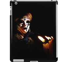 venetian masks iPad Case/Skin