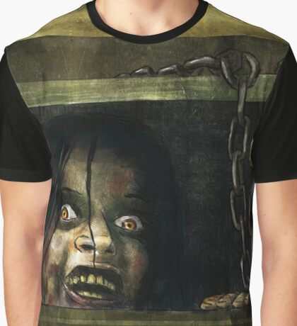 Evil Dead Demon Graphic T-Shirt