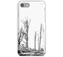 Eerie Silence iPhone Case/Skin
