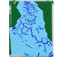 Flood Plain iPad Case/Skin