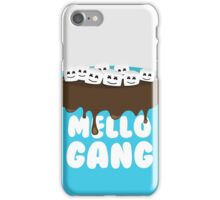 Hot Chocolate & Mello Gang iPhone Case/Skin