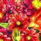 Florals in Autumn by Anthony M. Davis
