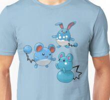 Marill Evolutions Unisex T-Shirt