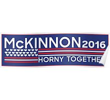 Kate McKinnon 2016 - Horny Together Poster